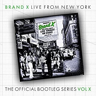 Live From New York 1977  - Brand X