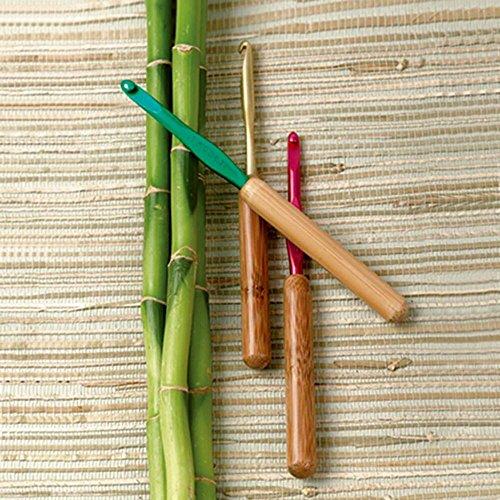 Susan Bates Bamboo Crochet Hooks Set