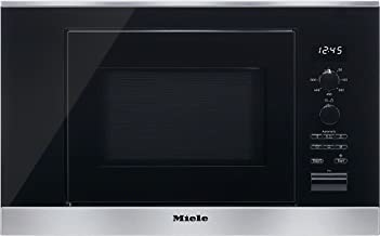 Miele M 6030 SC - Microondas (1300W, 220-240V, 10A, 5.9 cm, 31 cm, 37.2 cm) Acero inoxidable