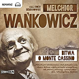 Bitwa o Monte Cassino cover art