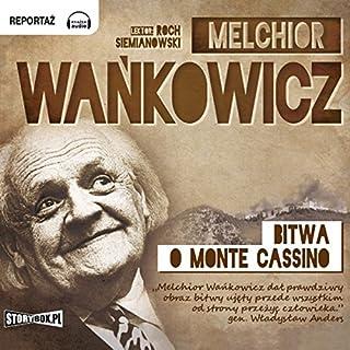 Bitwa o Monte Cassino audiobook cover art