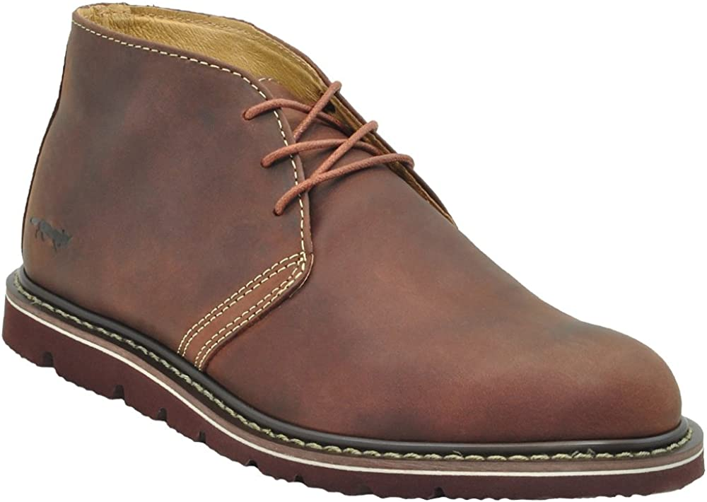Golden Fox All items free shipping Over item handling Enzo Men's Casual Chukka Boot