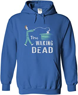 Gnarly Tees Men's The Waking Dead Hoodie