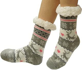 thick fleece lined socks