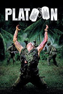 briprints Platoon 1986 Movie Poster Print Size 24x18 Decoration semi Gloss Paper