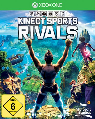 Kinect Sports Rivals [import allemand]