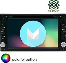 Eincar Android 6.0 Marshmallow Autoradio Universel Multi-¨¦Cran Tactile 2 din 6,2..