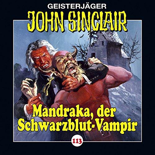 Mandraka, der Schwarzblut-Vampir Titelbild