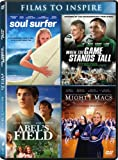 Abel's Field / Mighty Macs, the - Vol / Soul Surfer / When the Game Stands Tall - Vol - Set