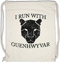 Urban Backwoods I Run With Guenhwyvar Sporttas Gym Zak Sportzak Rugzak