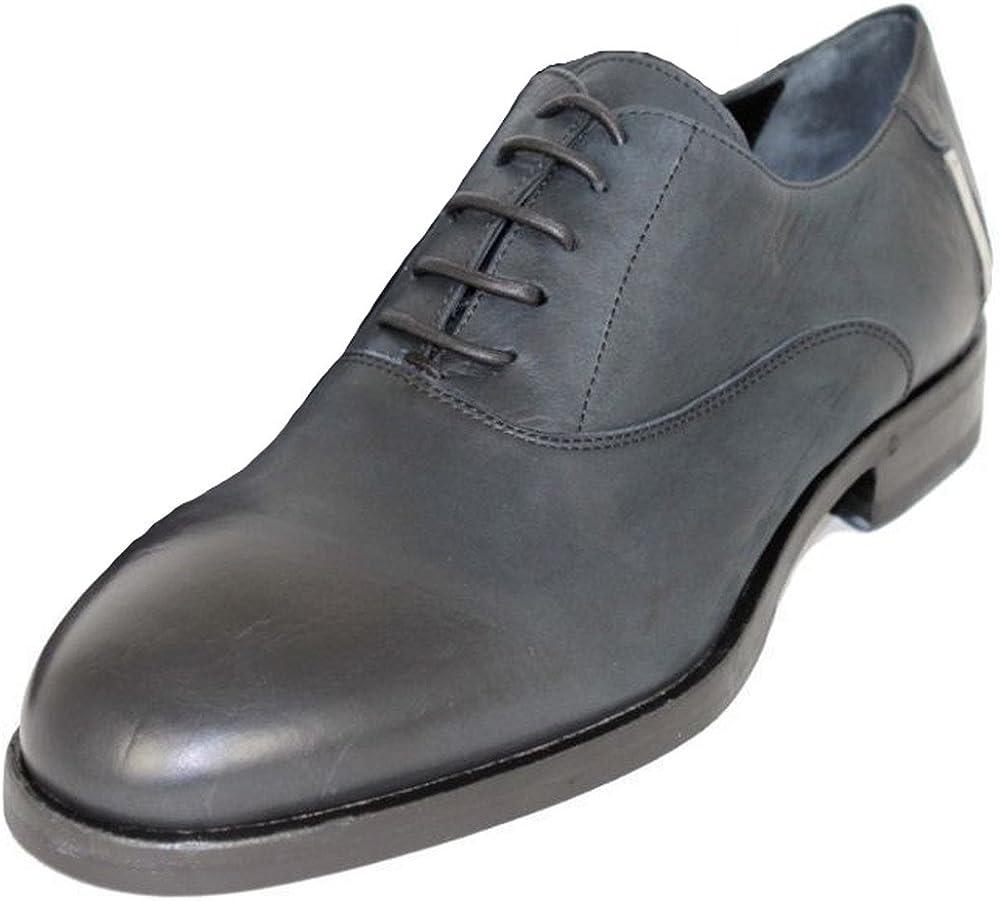Alessandro dell`acqua , scarpe stringate per uomo,in pelle 1935