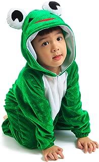 Kids Animal Halloween Cosplay Onepiece Pajamas Outfit Homewear Robes Safari Costume