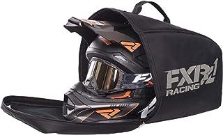 FXR Heavy-Duty Helmet Bag Wear-Resistant Waterproof MX Snowmobile Snocross - Black - OSFA