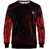 Blowhammer - Sweatshirt Herren - Red Veins SWT - M