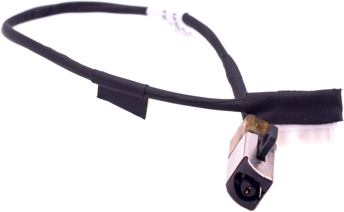 Deal4GO DC Power Jack Cable Harness Port Replacement for Dell Inspiron 15 5565 5567 17 5765 5767 DC30100YN00 0R6RKM R6RKM BAL30