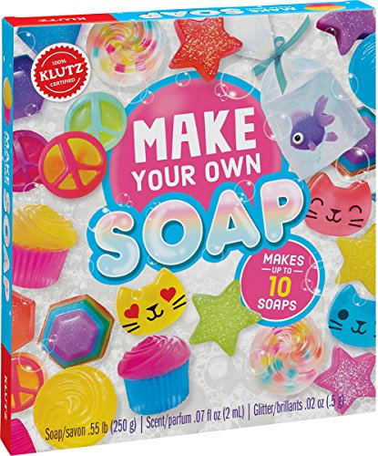 Klutz Make Your Own Soap Craft & Science ...