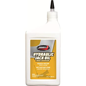 Johnsen's 5594 Hydraulic Jack Oil - 32 oz.
