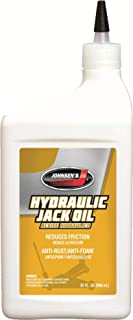 Johnsen`s 5594 Hydraulic Jack Oil - 32 oz.