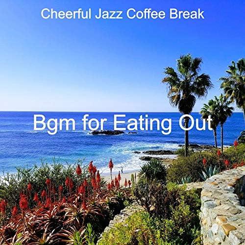 Cheerful Jazz Coffee Break