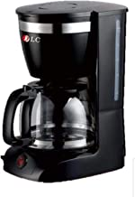 American Coffee Maker Machine 1.25L