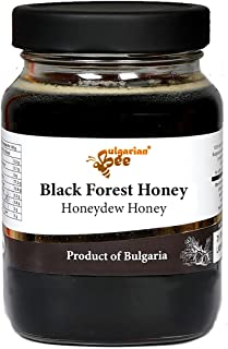 450 g Schwarz Honigtau Honig aus Eichenblättern