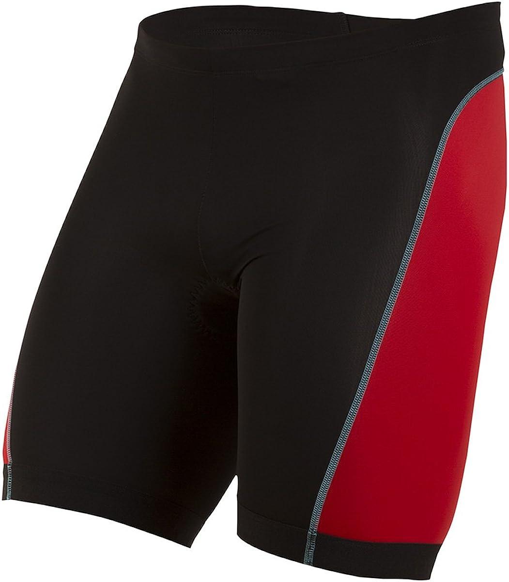 Long-awaited PEARL IZUMI Men's Select Pursuit Tri Shorts Max 70% OFF True X-S Black Red