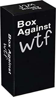 Box Against WTF - Funny Edition 300 Cards