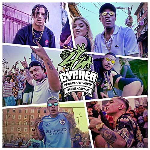 Mc PP da VS feat. MC PH, Mc Kevin, MC Hariel, Mc Davi & Mc IG