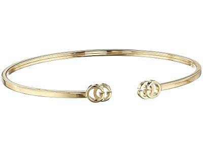 Gucci Running G XS Bangle Bracelet (Gold) Bracelet