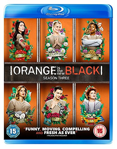 Orange is the New Black - Season 3 [Blu-ray]