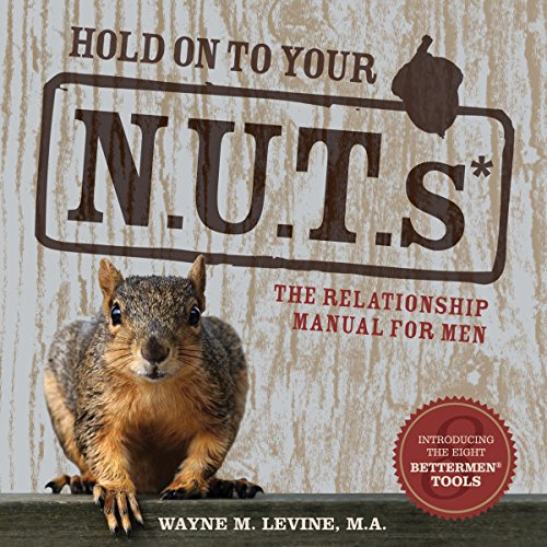 Hold on to Your NUTs audiobook cover art