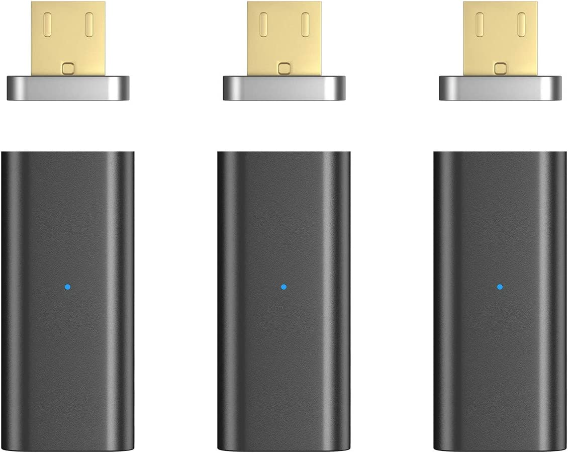 All stores are sold NetDot 3 Pack Gen5 Micro to Adapter Compa Magnetic USB half