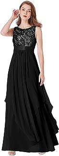 Ever-Pretty Elegant Sleeveless Round Neck Party Evening Dress 08217