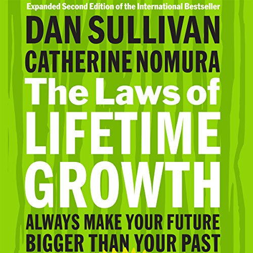 The Laws of Lifetime Growth cover art