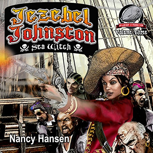 Jezebel Johnston: Sea Witch audiobook cover art