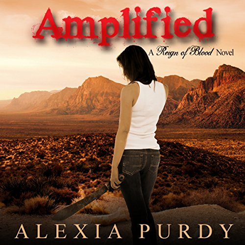 Amplified audiobook cover art