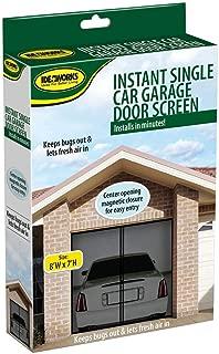 IdeaWorks JB4868 Single Garage Screen Door