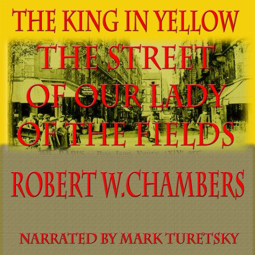 The Street of Our Lady of the Fields audiobook cover art