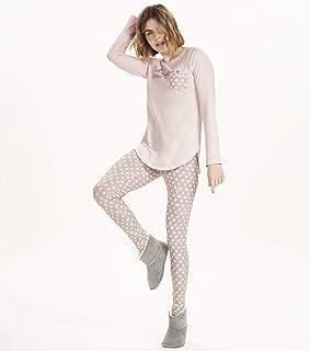 Conjunto de pijama Cor Com Amor