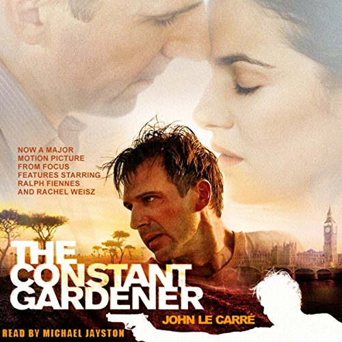 The Constant Gardener audiobook cover art