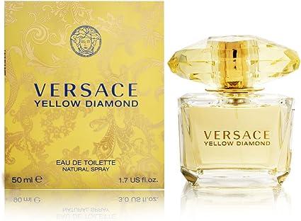 Versace Yellow Diamond Agua de Colonia 50 ml