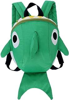 Mochilas Infantiles Niño 3D Tiburón Animados Mochilas Colegio Bolso Para GuarderíA Primaria Bolsa Para La Escuela