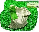 1 kg Grass Seed Covers 35 sqm (380 sq ft) - Premium Quality