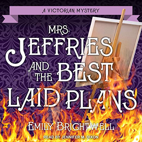 Mrs. Jeffries and the Best Laid Plans  By  cover art