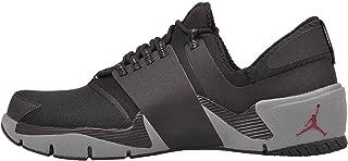 Mens Alpha Trunner Black Gym RED Cool Grey Size, Black, Size 8.5
