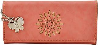 (Butterflies Women Wallet (Peach) (BD BNS 2004PCH)