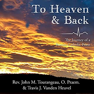 To Heaven & Back audiobook cover art