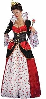 Best tim burton red queen costume Reviews