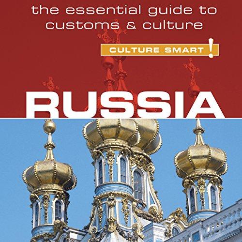 Russia - Culture Smart! audiobook cover art