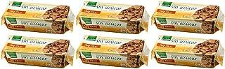 Gullón - Diet Nature Chip Choco galletas sin azucar 125 gr. - [Pack de 6]